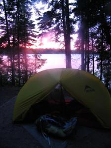 Lane Cove Campsite